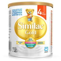Детская смесь Similac 4 Голд 400 гр с 18 мес
