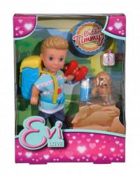 Кукла Simba Тимми набор Поход 12 см 5733230