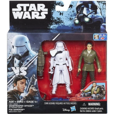 Фигурка HASBRO Star Wars Делюкс 10 см B7073