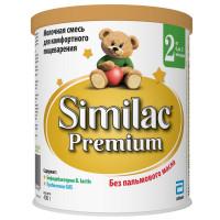 Детская смесь Similac 2 Премиум 400 гр с 6 мес