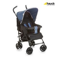 Коляска трость Hauck Sprint S Melange Jeans Caviar 133453