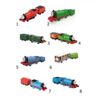 Паровозик Fisher Price Thomas and Friends Трекмастер BMK87