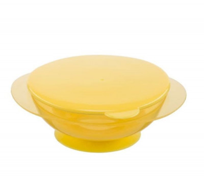 Тарелочка Happy Baby FEEDING BOWL 15002