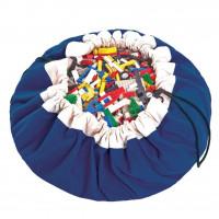 Мешок для хранения игрушек и игровой коврик Play&Go Classic Синий 79952
