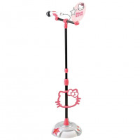 Микрофон на стойке Hello Kitty, Smoby 120 см