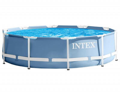 Бассейн каркасный Intex Prism Frame Pool 28700