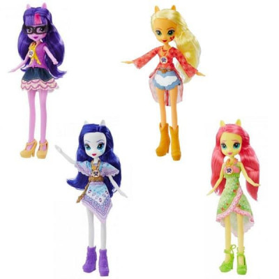 Кукла HASBRO MY LITTLE PONY Equestria Girls Легенда Вечнозеленого леса B6477