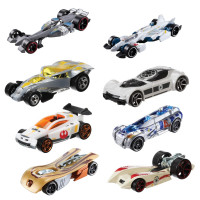 Машинки MATTEL Star Wars Hot Wheels CJY04