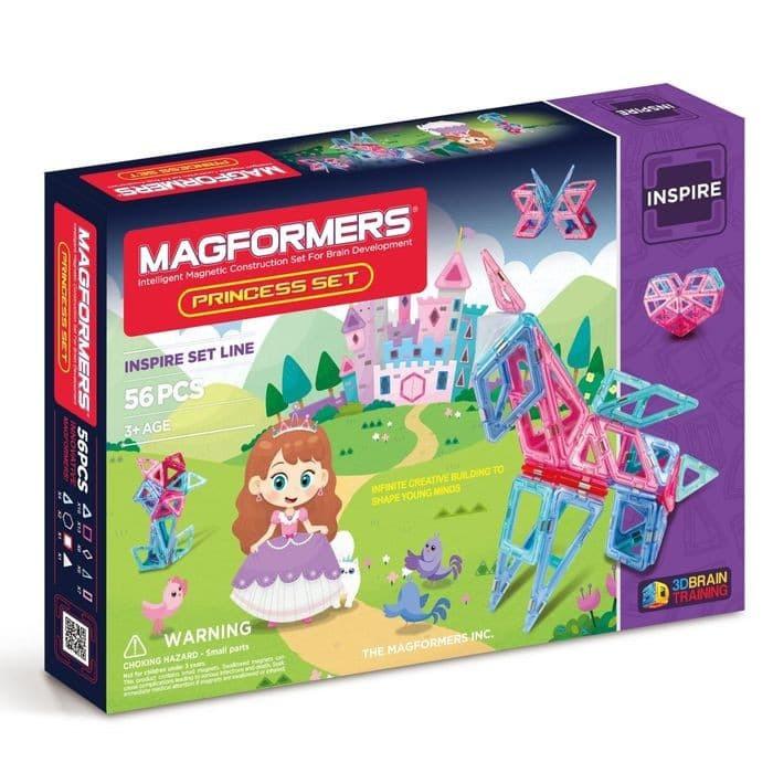 Игрушки магнитный конструктор для девочек