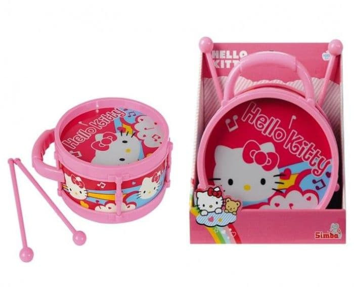 Барабан Smoby Hello Kitty 2