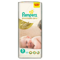 Подгузники Pampers Premium Care Junior 11-25 кг 56 шт (5)