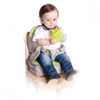 Стульчик-сумка Жирафики для кормления и путешествий высокий с сидушкой и пеленальной площадкой 939428