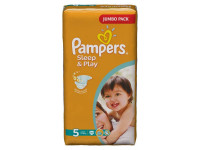 Подгузники Pampers Sleep & Play Junior 11-18 кг 58 шт (5)