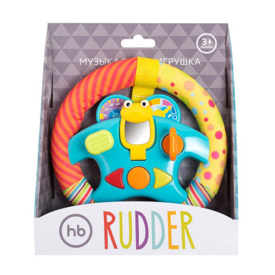 Руль Happy Baby RUDDER 330084