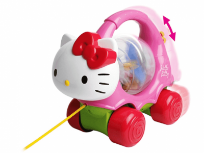 Каталка HELLO KITTY 65047