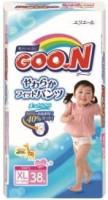 Подгузники-трусики GooN (Гун) 12-20кг 38 шт. для девочек