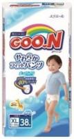 Подгузники-трусики GooN (Гун) 12-20кг 38 шт. для мальчиков