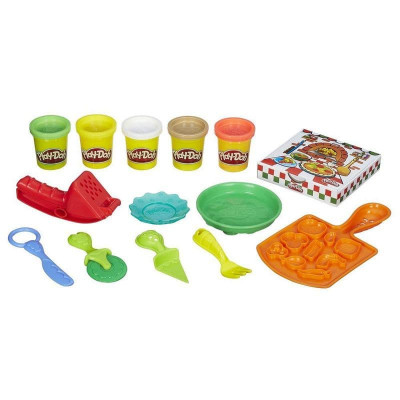 Пластилин Hasbro PLAY-DOH Пицца В1856