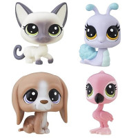Фигурка Hasbro Littlest Pet Shop Зверюшка B9388