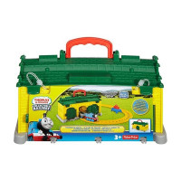 Набор игровой Fisher-Price Депо Тидмута Thomas Friends DGC10