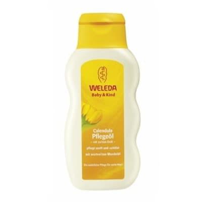 Weleda Масло с календулой для младенцев с нежным ароматом 200 мл