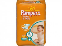 Подгузники Pampers Sleep & Play Junior 11-18 кг 11 шт (5)
