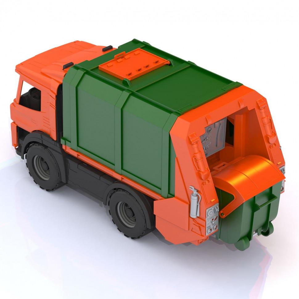 Спецтехника нордпласт мусоровоз 49 средства защиты от спецтехники