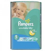 Подгузники Pampers Active Baby Junior 11-18 кг 16 шт (5)