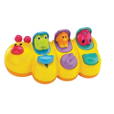 Игрушка Fisher-Price Гусеница 3151W