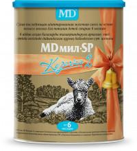 Детская молочная смесь MD мил SP Козочка 2 400 г на основе козьего молока с 6 мес