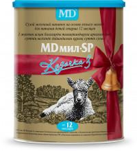 Детская молочная смесь MD мил SP Козочка 3 800 г на основе козьего молока с 12 мес