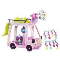 Игровой набор HASBRO Littlest Pet Shop Автобус B3806