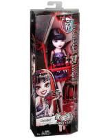 Кукла из серии MONSTER HIGH MATTEL школьная яркмарка CHW69